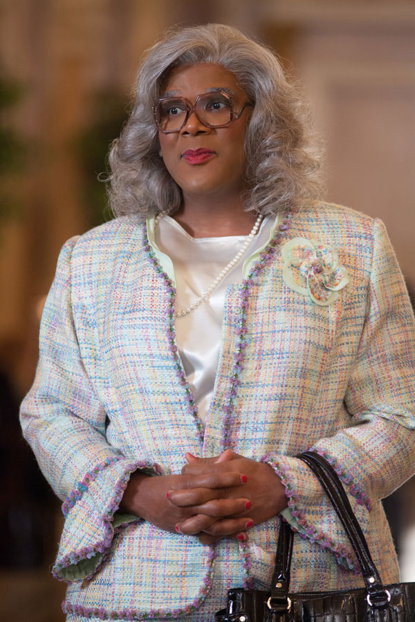 Tyler Perry's Madea's Witness Protection Image 1