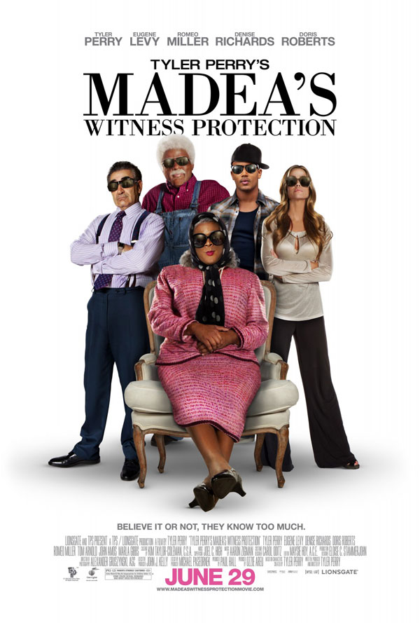Tyler Perry's Madea's Witness Protection Image 3