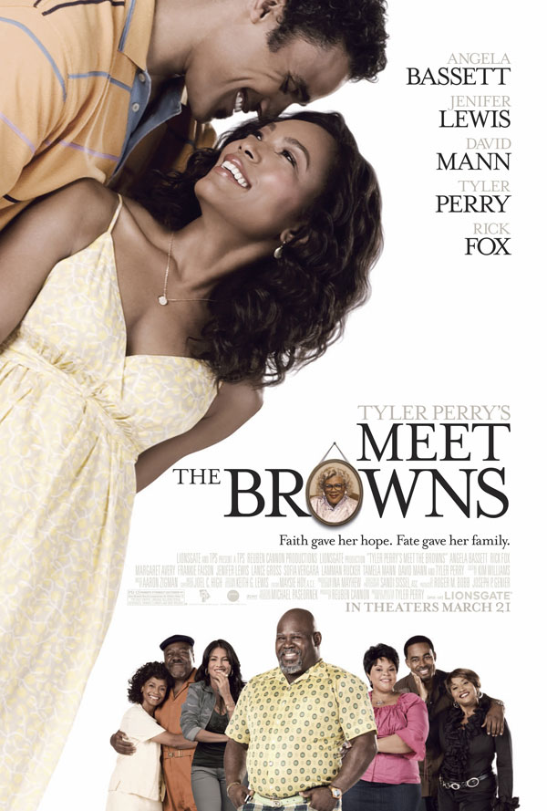 Tyler Perry's Meet the Browns Image 2