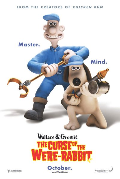 Wallace & Gromit: Tale of the Were-Rabbit Image 1