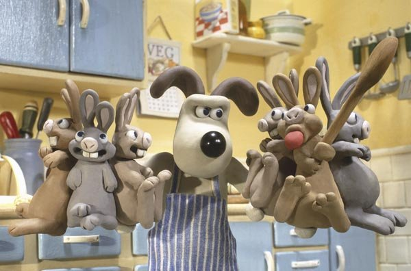 Wallace & Gromit: Tale of the Were-Rabbit Image 10
