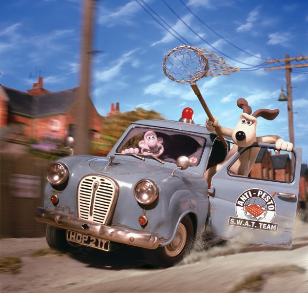 Wallace & Gromit: Tale of the Were-Rabbit Image 4