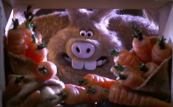 Wallace & Gromit: Tale of the Were-Rabbit Image 8