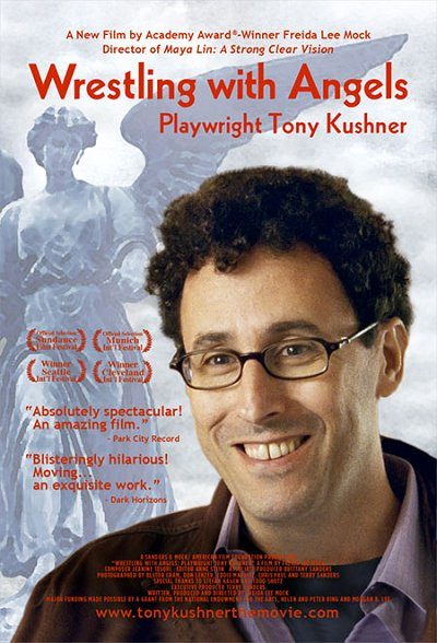 Wrestling with Angels: Playwright Tony Kushner Image 1