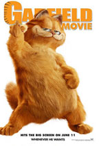 Garfield The Movie Movie Synopsis Summary Plot Film Details