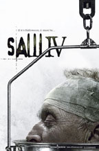 Saw 4 movie poster