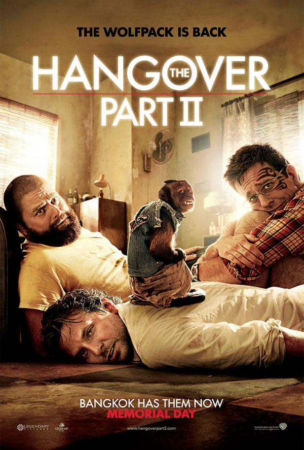 The Hangover: Part 2 Poster