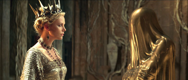 Charlize Theron in Snow White