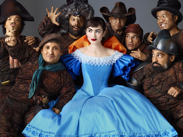 Snow White's Seven Dwarves